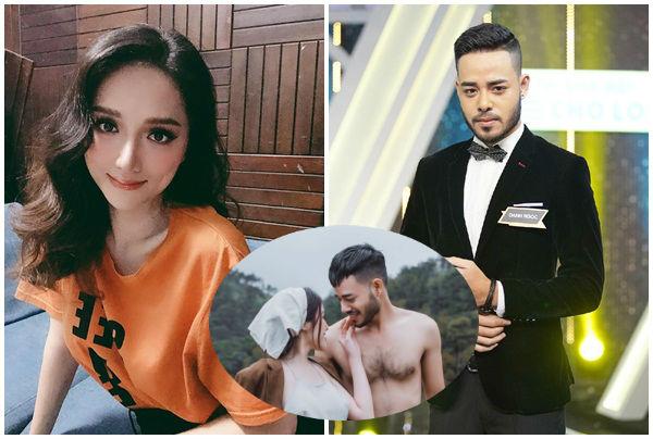 """Hoá ra """"cực phẩm"""" của Hương Giang lại là chàng trai chụp ảnh Tuyệt Tình Cốc cùng Thư Dung?"""