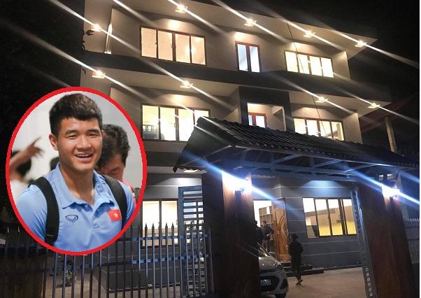 Choáng ngợp với biệt thự sang chảnh, rực rỡ nhất Phú Thọ của Hà Đức Chinh!