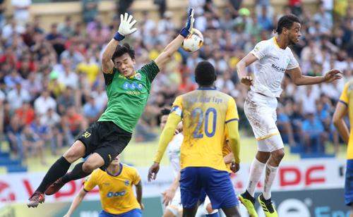 Thủ môn Bùi Tiến Dũng quyết định chia tay CLB Thanh Hóa, trở thành cầu thủ tự do