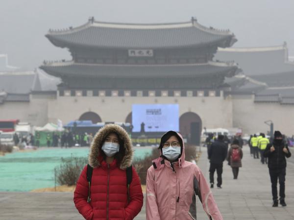 Thử nghiệm gây mưa nhân tạo đầu tiên của Hàn Quốc nhằm giảm ô nhiễm không khí kết thúc trong thất bại