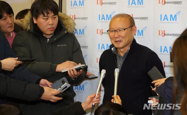 Thầy Park về quê ăn Tết sau 1 năm dài chinh chiến, tiết lộ ngày Tết chỉ muốn ở bên gia đình