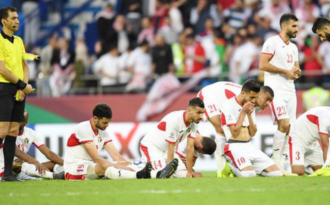 """Thất bại đau đớn trước ĐT Việt Nam, ĐT Jordan còn bị AFC """"xát muối"""" với nhiều án phạt nặng"""