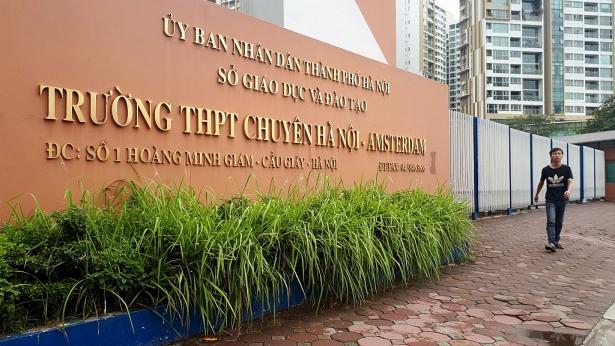 Kết quả kỳ thi Học sinh giỏi Quốc gia 2019: Nhất Hà Nội, nhì Nghệ An