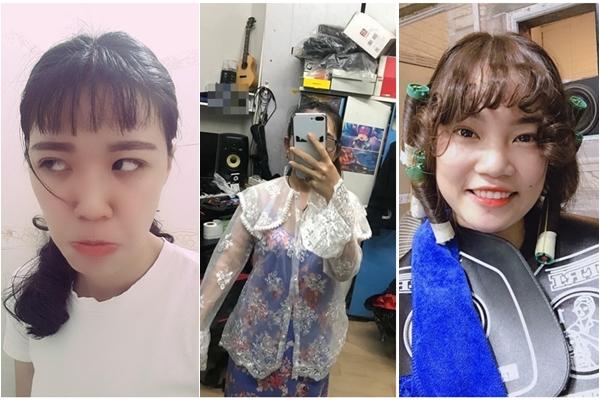 """Muôn vàn """"khủng hoảng"""" làm đẹp ngày Tết: Áo thật khác xa ảnh online, tóc làm xoăn đến bố mẹ không nhận ra"""