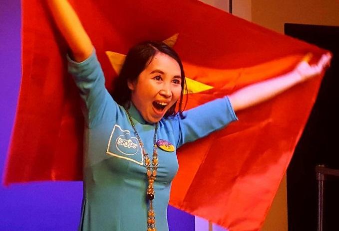 """Tự hào cô giáo trường làng Việt lọt Top 50 Giáo viên toàn cầu đạt giải """"Nobel"""" trong lĩnh vực giảng dạy"""