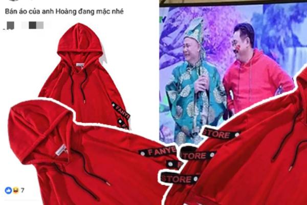 Ngọc Hoàng chiếm trọn spotlight trong Táo quân 2019 nhờ chiếc áo đỏ thần thánh này đây