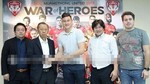Mùng 2 Tết: Thủ thành Đặng Văn Lâm sang Thái Lan, chính thức ra mắt CLB Muangthong United