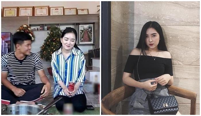 """Không ai chú ý đến việc Đức Chinh đưa người yêu về ra mắt, chỉ bất ngờ với nhan sắc """"góc nào cũng fail"""" của cô hotgirl"""