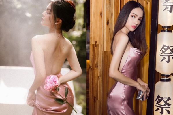 Dù nhan sắc đạt ngưỡng đỉnh cao, nhưng chỉ vì điều này mà Hương Giang bị lấn át bởi Phạm Quỳnh Anh khi đụng váy sexy