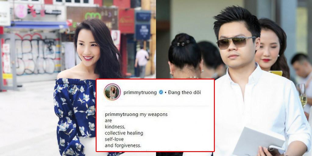 """Primmy khẳng định đã quên kẻ """"phản bội"""" Phan Thành, ẩn ý nhắc đến tội lỗi của tình cũ"""
