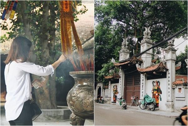 """""""Rỉ tai"""" kinh nghiệm đi lễ chùa Hà để đường tình duyên """"cầu được ước thấy"""" đúng mùa Valentine"""