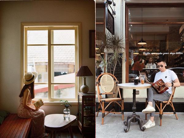 """Valentine dẫn """"crush"""" tới những quán cafe đẹp như studio này để """"cưa cái là đổ"""""""