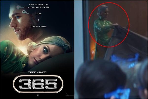 Ngưng tranh cãi vì Katy Perry đã xác nhận mặc áo dài Việt Nam trong MV mới rành rành thế này đây
