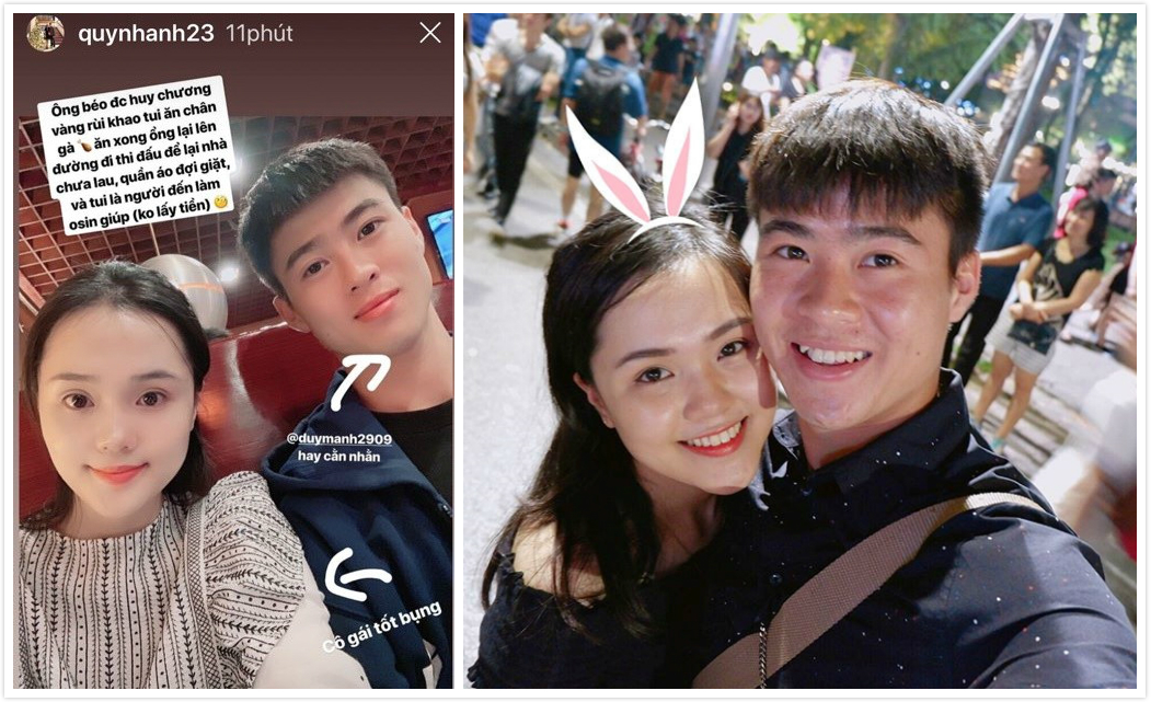"""Đâu chỉ kiếm tiền giỏi, Quỳnh Anh còn tự nhận mình là """"cô gái tốt bụng, lau nhà, giặt đồ như ôsin của Duy Mạnh"""""""