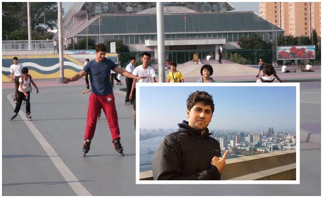 Du học sinh phương Tây đầu tiên tại Triều Tiên chia sẻ những trải nghiệm thú vị ở đất nước bí ẩn