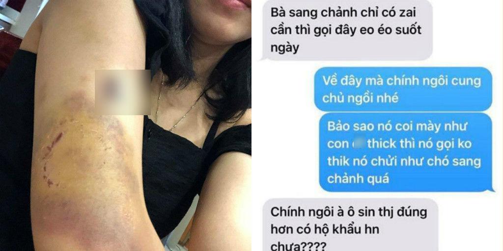 Góc đổ đốn: U52 đi cướp chồng người khác còn gọi họ hàng đi ghen ngược vợ chính chuyên khiến CĐM phẫn nộ