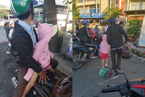 Chuyến xe đầy nước mắt của Grab khi gặp người cha bị lừa hết tiền chữa bệnh cho con, phải nhặt ve chai mua vé về quê