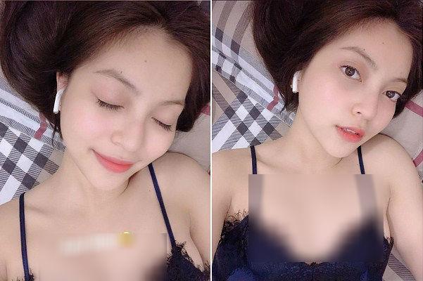 """Chẳng màng bị antifan chỉ trích, bạn gái Quang Hải lại diện 2 dây, tự tin nhép miệng """"Như lời đồn"""""""