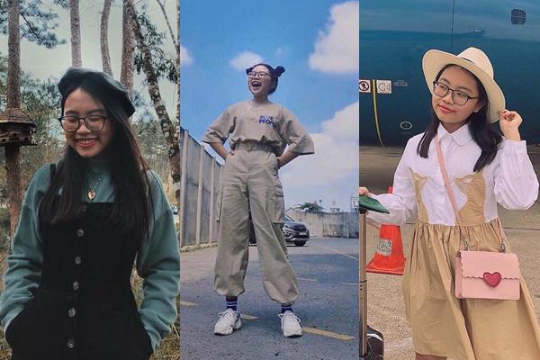 Không còn ăn mặc quá lứa tuổi, giờ đây Phương Mỹ Chi đã trở thành một fashionista nhí