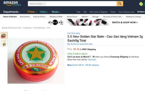 Bán hàng trên Amazon không dễ như chuyện cây chổi đót 30.000 đồng bán giá 14,99 USD