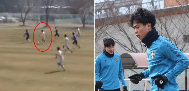 Incheon United tung clip khoe bàn thắng đầu tiên của Công Phượng cho CLB mới: Solo ghi bàn đẳng cấp