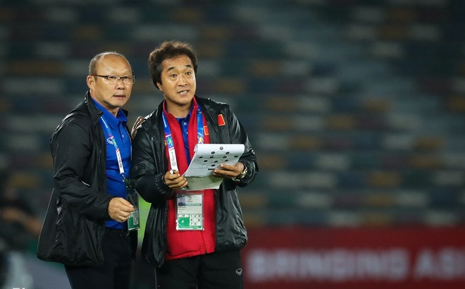 Thầy Park đề bạt thầy Lee dẫn dắt một trong hai đội U22 Việt Nam hoặc ĐTQG Việt Nam
