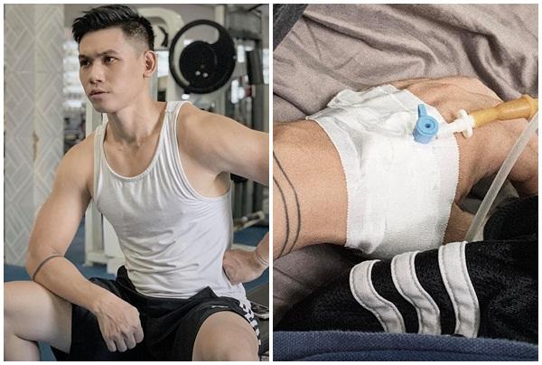 Nam ca sĩ 32 tuổi, body 6 múi, phải nhập viện vì tai biến liệt nửa người là ai?