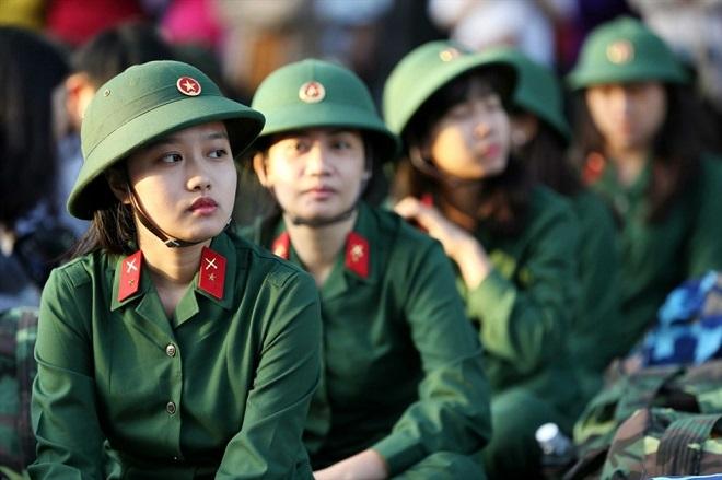 Nhiều biến động tuyển sinh các trường quân đội năm 2019: Tuyển vô cùng ít nữ