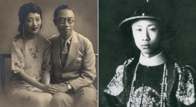 Công bố ảnh tư liệu hiếm có về hôn lễ của vị Hoàng đế Trung Hoa cuối cùng