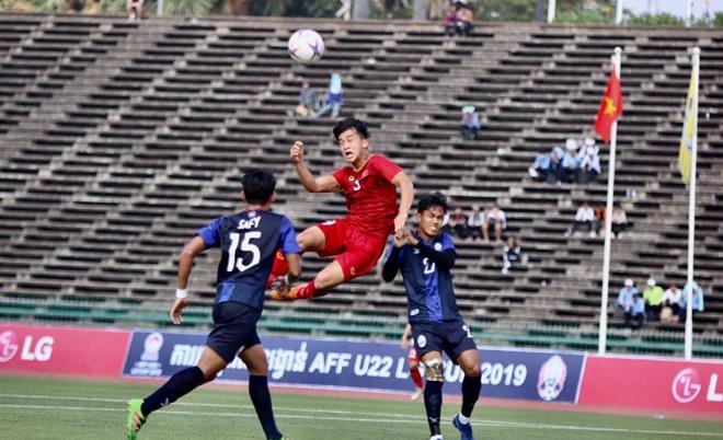 Hạ chủ nhà Campuchia, U22 Việt Nam kết thúc giải U22 Đông Nam Á với hạng Ba chung cuộc
