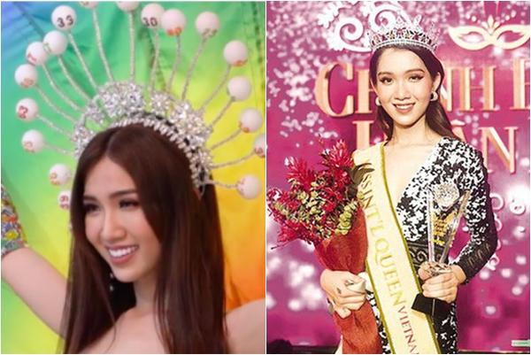 Lộ diện bộ quốc phục lạ nhất chưa từng thấy của người kế nhiệm Hương Giang tại Hoa hậu chuyển giới quốc tế 2019