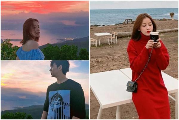 """Lên truyền hình nói là """"người yêu cũ"""", nhưng Jin Ju Hyung vẫn dắt Chi Pu đi du lịch xuyên Tết?"""