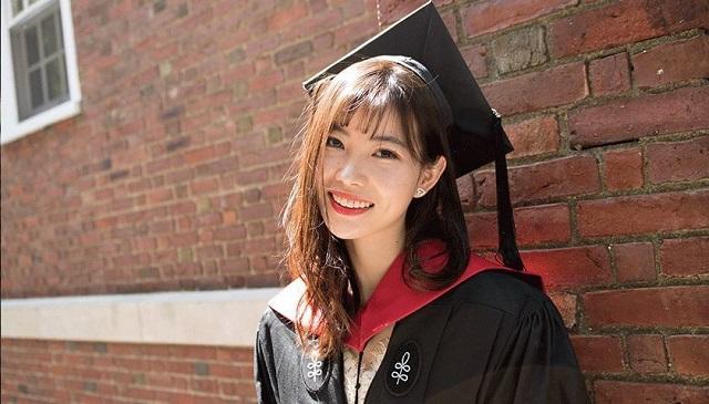 Cô nàng xinh đẹp 22 tuổi vừa làm mẹ đơn thân, vừa trở thành Thạc sĩ trẻ tuổi nhất ĐH Harvard