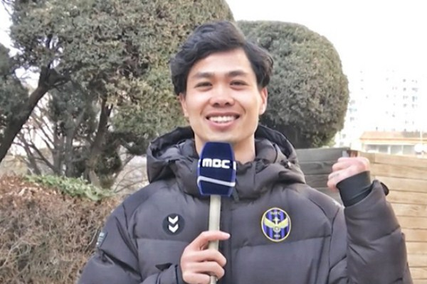 Công Phượng được mời dự báo thời tiết ngày tổ chức thượng đỉnh Mỹ - Triều trên sóng truyền hình Hàn Quốc