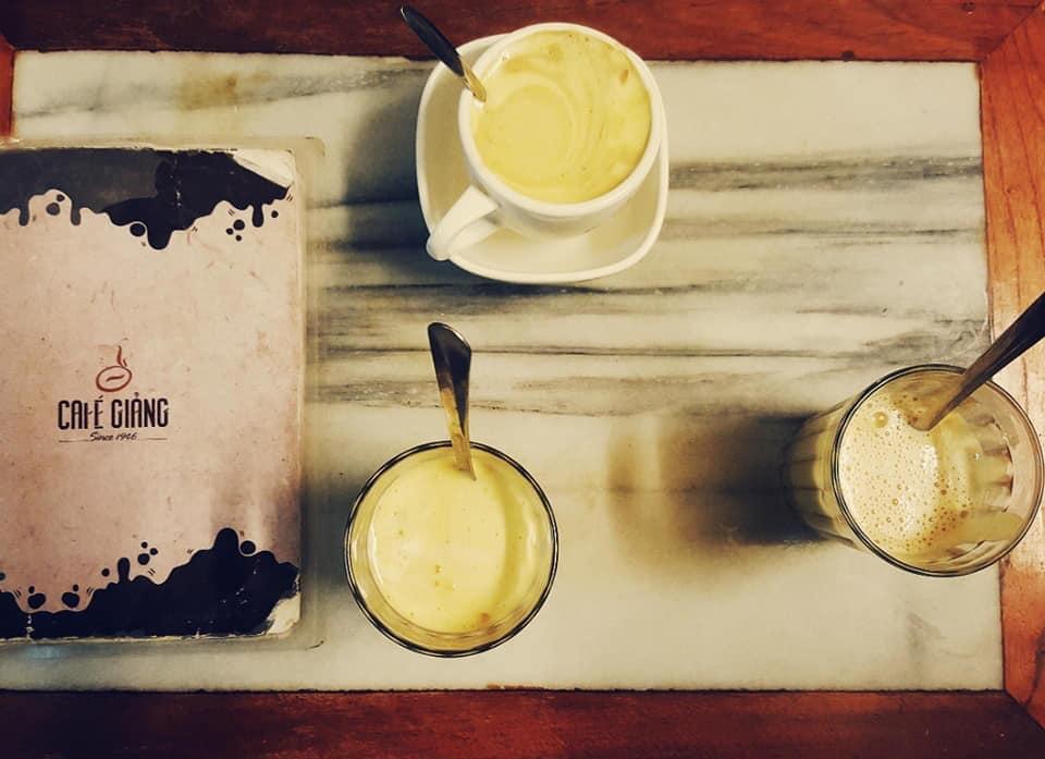 """Ghé thăm tiệm """"Cafe Giảng"""" giữa Hoàn Kiếm để """"thử hương"""" hơn 3000 ly cà phê trứng phục vụ dịp Hội nghị Mỹ - Triều"""