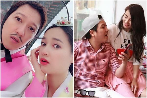 """Sau 5 tháng về chung nhà, Trường Giang lần đầu tiết lộ """"cuộc sống hôn nhân màu hồng"""""""