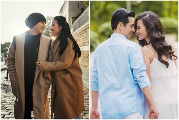 """Đề nghị """"trao cúp"""" cho cặp đôi yêu nhau bền bỉ, chung tình và tử tế nhất showbiz: Ông Cao Thắng - Đông Nhi"""