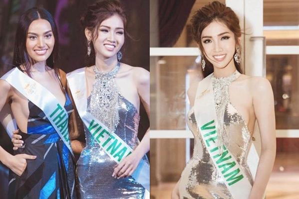 Nhật Hà khoe trọn đường cong đánh bật dàn thí sinh Hoa hậu Chuyển giới Quốc tế 2019 trong ngày gặp gỡ truyền thông