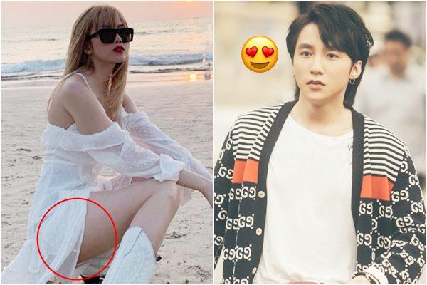 Thả dáng nóng bỏng bên bờ biển, bạn gái Sơn Tùng M-TP lại khiến fan phát cuồng