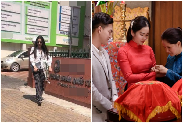 Vừa bị bắt gặp đi khám thai, Nam Em đã bí mật tổ chức đám cưới ở quê?