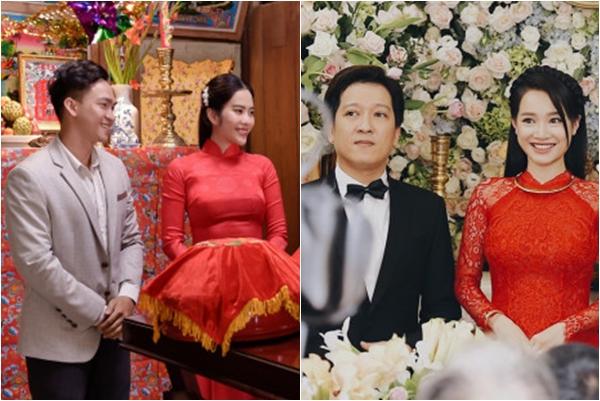 """CĐM phát hiện điểm trùng hợp bất ngờ giữa đám cưới của Nam Em và Nhã Phương: Tín hiệu vẫn chưa quên """"tình cũ""""?"""