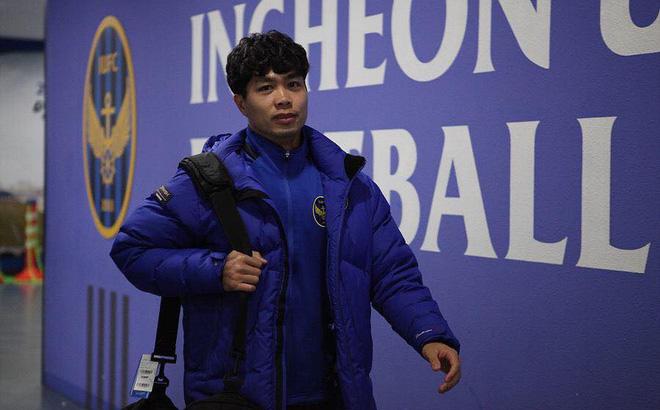 Sau vòng 1 K-League, Công Phượng tỏa sáng lập hattrick cho CLB Incheon United