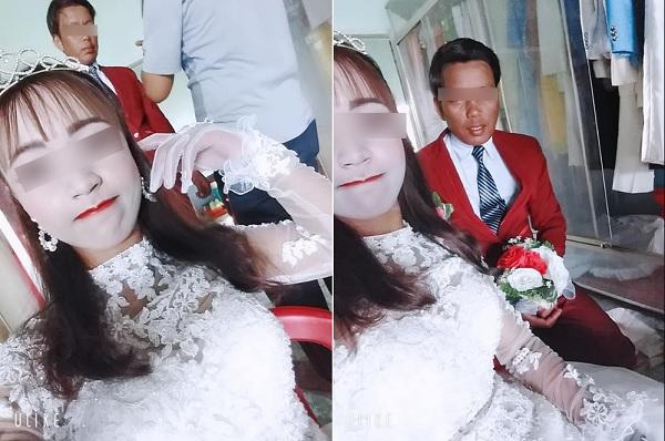 Cô dâu hóa Bạch Tuyết trắng bệch trong ngày cưới, dân tình đồn đoán: Thợ trang điểm là người yêu cũ của chú rể