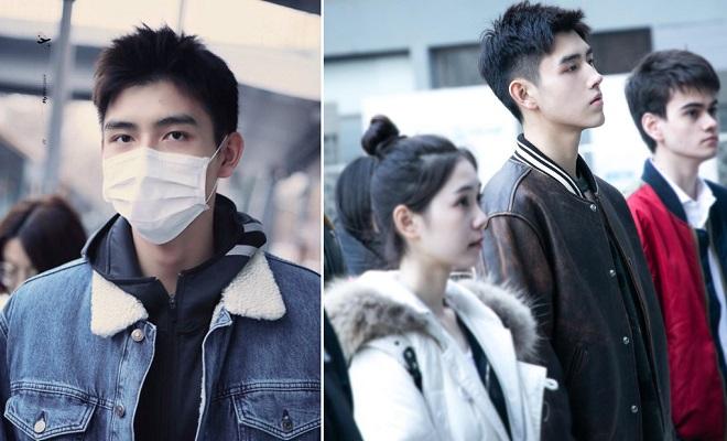 """""""Nam thần đeo mặt nạ"""" trước cổng trường điện ảnh danh giá bậc nhất châu Á """"đốn tim"""" fangirl"""