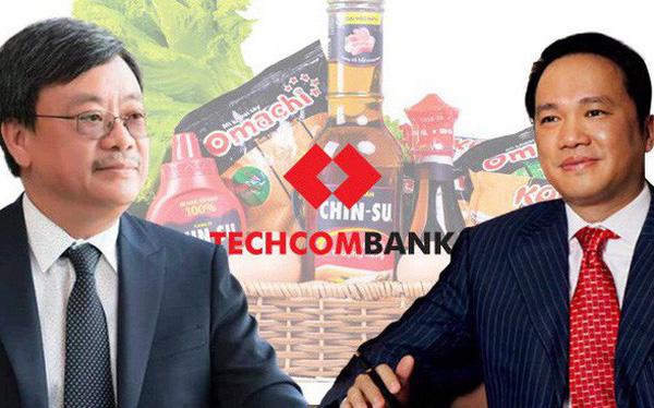 Việt Nam có 2 tỷ phú đô la mới: Ông Hồ Hùng Anh - Chủ tịch Techcombank và ông Nguyễn Đăng Quang - Chủ tịch Masan Group