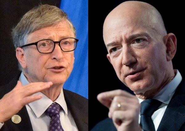 Jeff Bezos vẫn đứng đầu danh sách siêu giàu thế giới sau ly hôn, Mark Zuckerberg thì tụt hạng