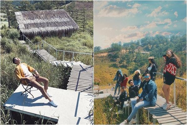 """Tiếc hụi với loạt ảnh chụp homestay đồi cỏ Đà Lạt trước vụ cháy lớn vì đã từng quá """"lung linh"""""""