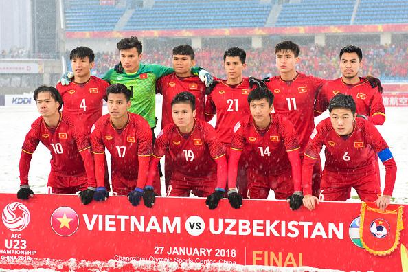 VOV độc quyền sóng trực tiếp bảng K vòng loại U23 châu Á, fan lại sắp đổ xô xem sóng VTC?
