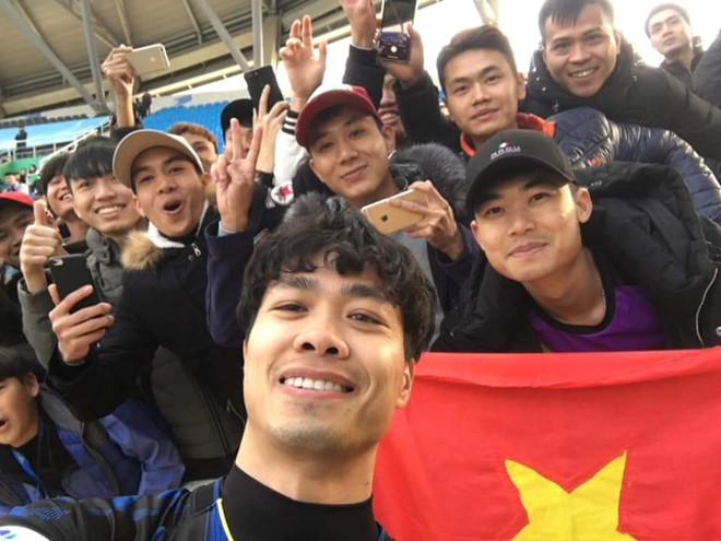 Lần đầu ra sân tại K-League, Công Phượng được CĐV Incheon United cổ vũ cuồng nhiệt
