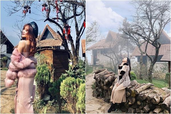 """""""Tim tan chảy"""" trước resort rộng lớn như một ngôi làng cổ tích ngay Sapa khiến dân tình xao xuyến"""